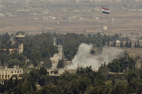 Israeli attack on Syria military camp kills three pro-government fighters