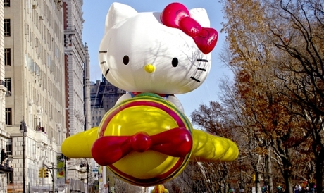 Hello Kitty Celebrates 40th Birthday — Naharnet