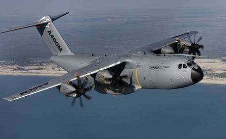 Nations Ground A400M Planes after Deadly Spain Crash — Naharnet