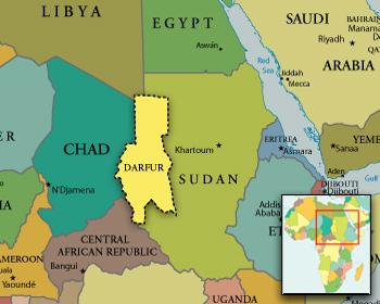 janjaweed arab militia murdering raping and plundering the black african occupants of sudan