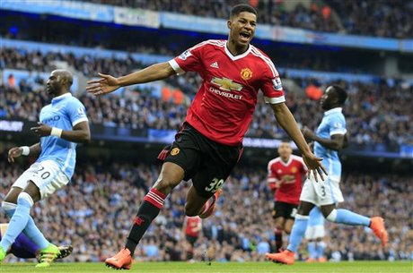 Man Utd Derby Win Gives Van Gaal Top-Four Belief — Naharnet