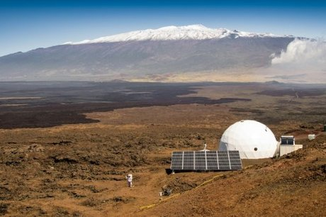 Mars scientists leave dome on Hawaii mountain after year in isolation