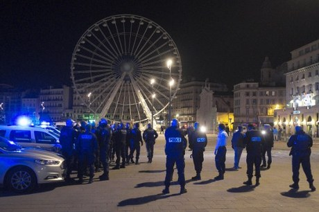French Interior Minister Tries to Calm Police Protest Anger
