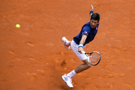 Djokovic, Nadal struggle in Madrid openers