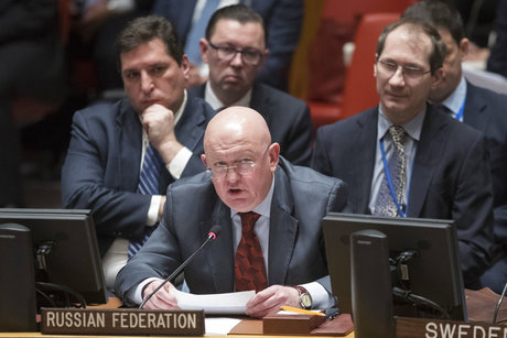 Un Bid For Syria Ceasefire Falters As Russia Says No Deal Naharnet