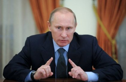Putin Denounces US Interference in Affairs of Other Countries