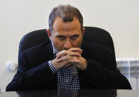 Image result for gebran bassil refugees