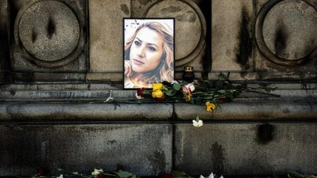 Man detained in Germany over Bulgarian journalist's murder