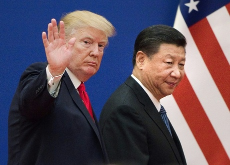 Trump says US is having tremendous success with China on trade