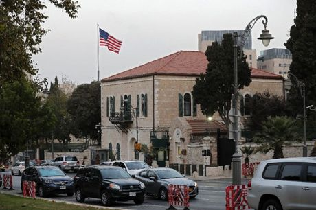 State Dept. Closes Jerusalem Consulate In Downgrade To Palestinian Mission