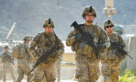 Afghanistan conflict: Two US soldiers killed on operation