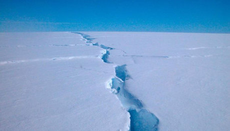 Iceberg the size of Sydney breaks off from east Antarctica