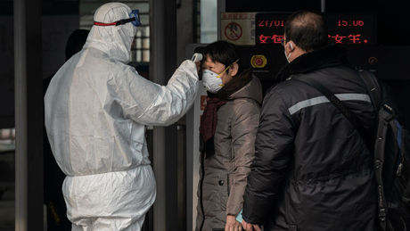 Sick Japanese flown out of Wuhan test negative for coronavirus