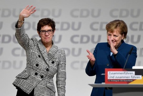 After Germany's far-right scandal, Left party surges as Merkel's CDU sinks
