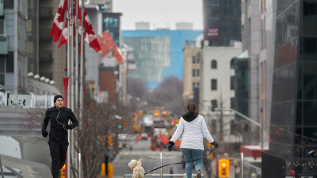 Senate Passes COVID-19 Financial Aid Package for Canadians