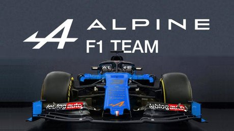Renault S F1 Team To Race As Alpine From Next Season Naharnet