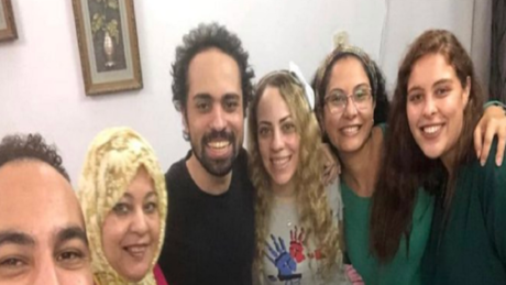 Egypt releases comedian after more than 2 years in prison