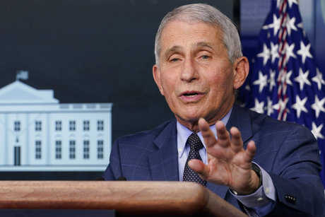Fauci apologizes for suggesting United Kingdom  rushed Covid vaccine approval