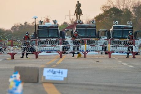 Myanmar Sanctions Should Target Coup Leaders, Not People: UN
