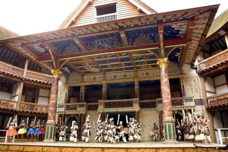How To Build Shakespeare S Globe Theater