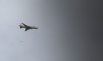 Israel shoots down Syrian warplane