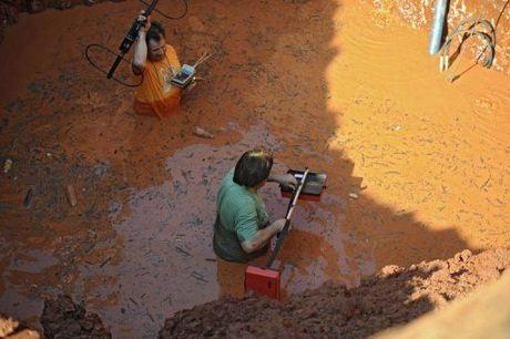 Paraguay Watches Odd Urban Gold Rush — Naharnet